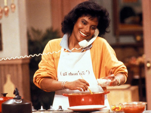 Everybody loves Clair Huxtable