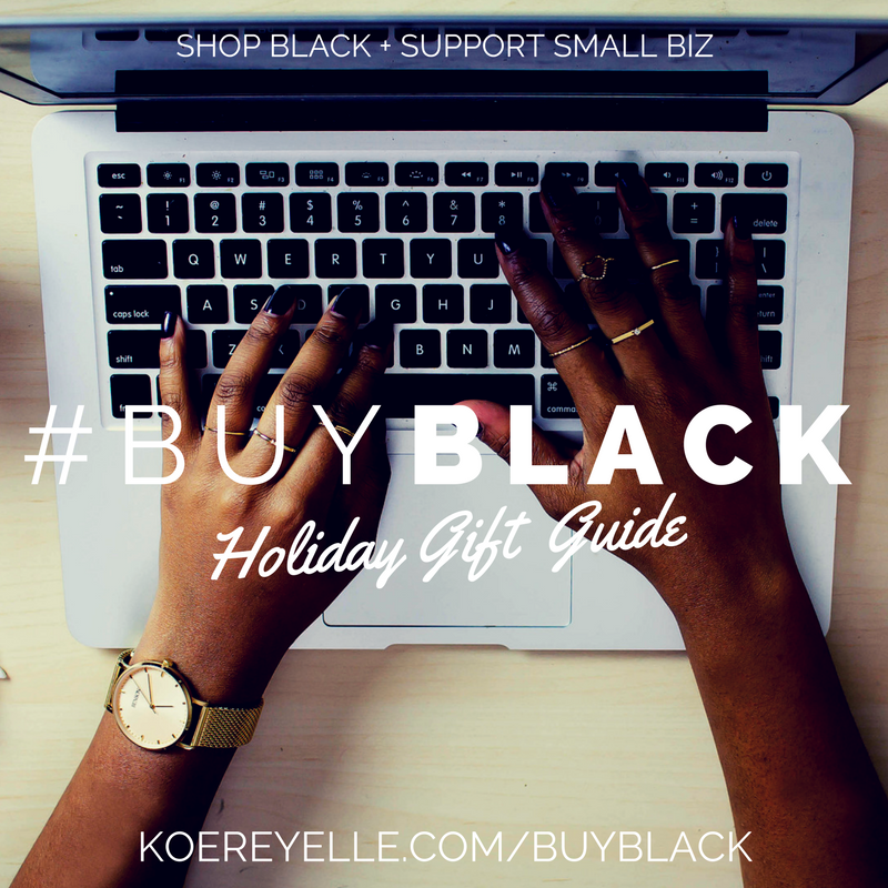 Buy Black – Get the FREE Black Friday Shopping Guide